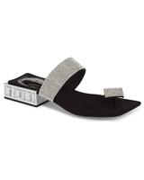 """Jeffrey Campbell """"Alise"""" Embellished Sandal"""