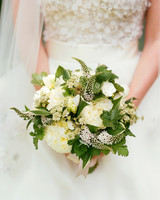 caroline kyle wedding bouquet