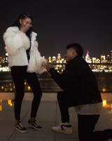 Sterling Shepard and Chanel Iman Engaged