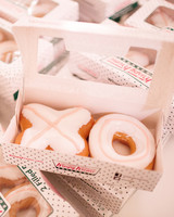 krispy kreme edible wedding favors