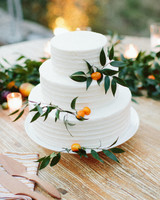 eliza peter wedding cake