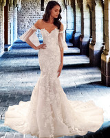 Eve of Milady wedding dress spring 2019 sweetheart mermaid gown
