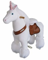 flower girl gift guide pony cycle unicorn mechanical ride on toy