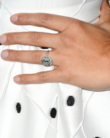 Gina Rodriguez Engagement Ring