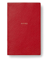 "Smythson ""Gifted"" Panama Notebook"
