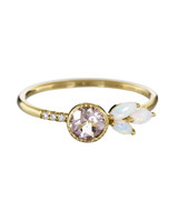 Jennie Kwon Opal Engagement Ring
