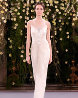 jenny packham wedding dress spring 2019 illusion neck with beadwork
