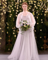 jenny packham wedding dress spring 2019 pale lavender with sheer overlay