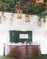 kendall nick wedding bar