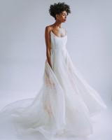 Leanne Marshall a-line wedding dress fall 2019