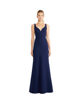 Navy Mother of the Bride Dress, Jill by Jill Stuart Gown