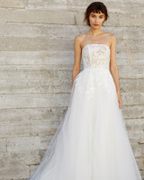 nouvelle amsale dress fall 2018 tulle ball gown strapless