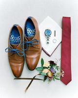 paige matt wedding groom accessories