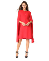 Narcisco Rodriguez Bell Sleeve Dress