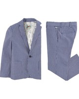 Spring Ring Bearer Attire, Maisonette Stripe Suit