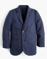 "J. Crew Unstructured ""Ludlow"" Suit Jacket in Cotton"