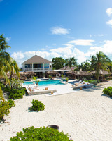 hotels beach and pool turks caicos
