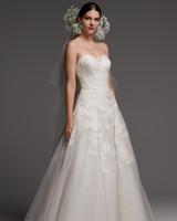 watters wedding dress fall 2018 sweetheart a-line