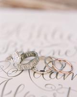 ashlie adam alpert wedding rings