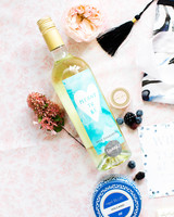 Thematic Wine bachelorette party favors
