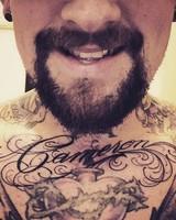 Benji Madden's Tattoo for Cameron Diaz