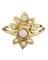 Communion by Joy Opal Engagement Ring