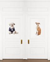 Pet Door Decal