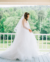 elizabeth jake georgia wedding bride veil