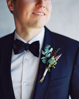 26 Seasonal Fall Wedding Boutonnières | Martha Stewart Weddings