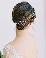 floral hairstyles this modern romance
