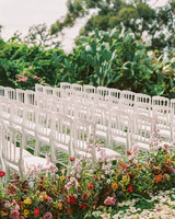 jamie and michael wedding ceremony chairs