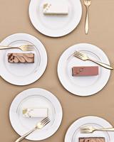 kaitlin dan wedding cake