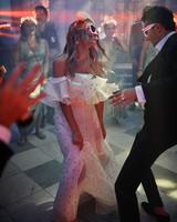 karolina sorab wedding couple dancing