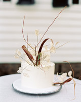 linda robert wedding cake