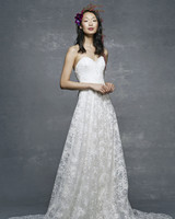 marchesa notte bridal wedding dress sweetheart a-line