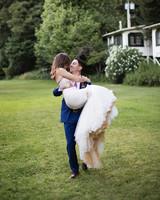 molly adam wedding couple carry bride