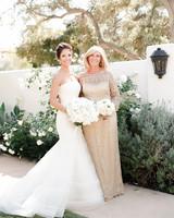 Mother Daughter Wedding
