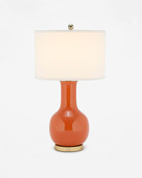 pop of color safavieh table lamp zola