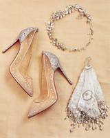 shqipe zenel wedding accessories shoes tiara