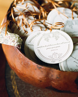 Paper Ornament Favors