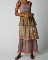 zimmermann juniper tiered dress