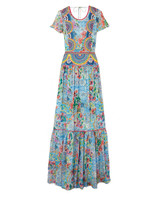 "Matthew Williamson ""Deia Fiesta"" dress"