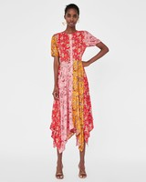 Summer Mother of the Bride Dresses, Zara Patchwork Dress