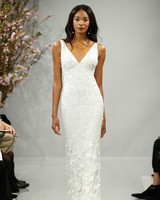 theia wedding dress spring 2018 sleeveless v-neck embellished