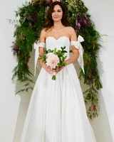 Wtoo Bow Wedding Dress
