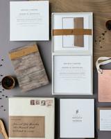 wedding invitation boxes amy caroline