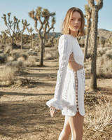 zimmermann whitewave corded dress