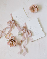 pink ribbon bound vow books
