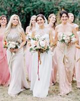 best dressed bridesmaids amy arrington