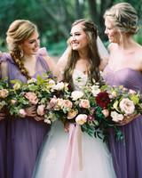 best dressed bridesmaids charla storey